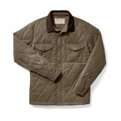 Filson Men's Hyder Quilted Shirt Jac