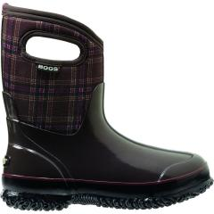 Women's Classic Winter Plaid Mid - Discontinued Pricing