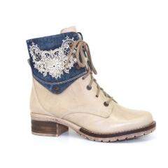Women's Kara Boot w/ Lace Detail