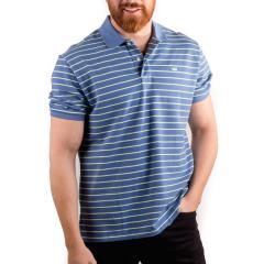 Men's Skipjack Bay Stripe Polo