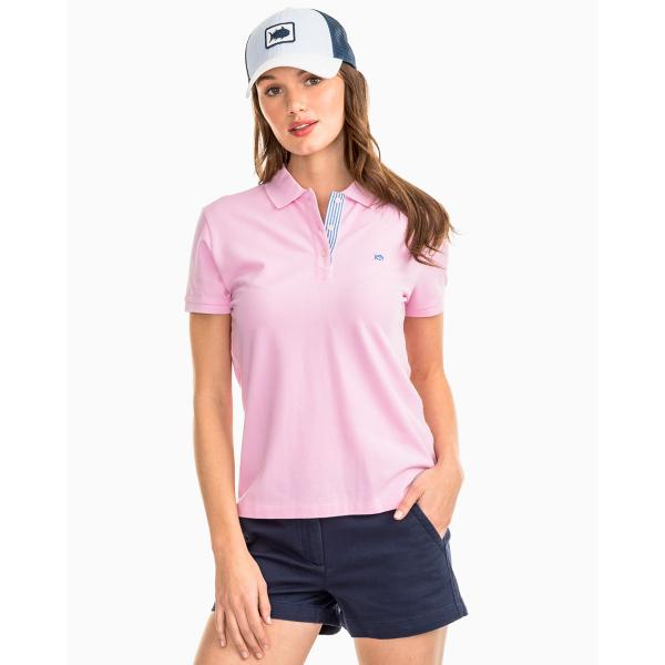 Southern Tide Women's New Skipjack Polo