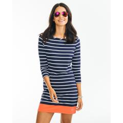 Southern Tide Women's Coastline Stripe Knit Dress