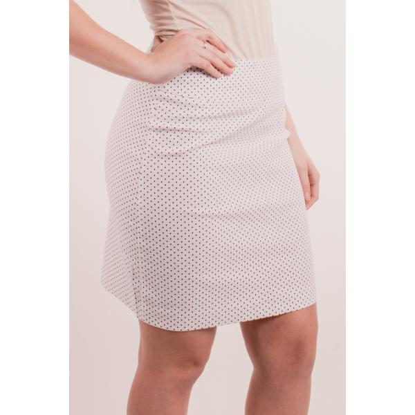 Lulu-B Women's Dots Skirt