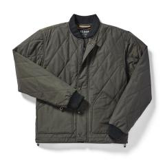 Filson Men's Quilted Pack Jacket