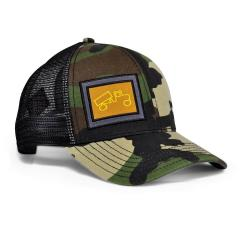 BigTruck Classic Outdoor Camo Grey