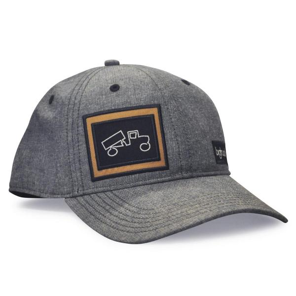 BigTruck Cap G.Line Chambray Navy