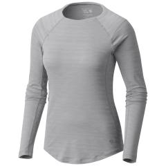 Mountain Hardwear Women's Mighty Stripe Long Sleeve T