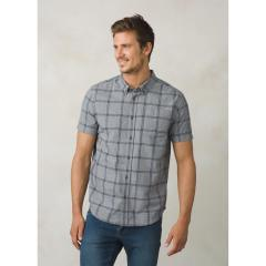 Men's Broderick Window Pane Short Sleeve