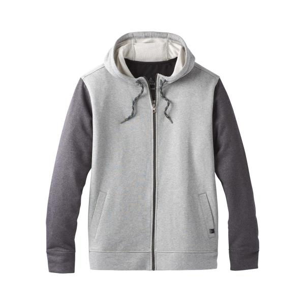 prAna Men's Asbury Full Zip Hoody