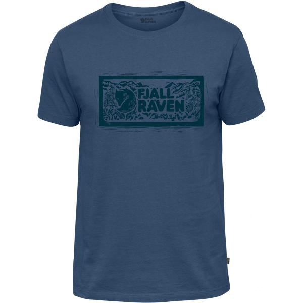 Fjall Raven Men's Logo Stamp T-Shirt