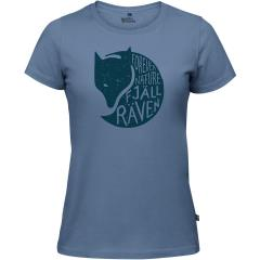 Fjall Raven Women's Forever Nature Fox T-Shirt