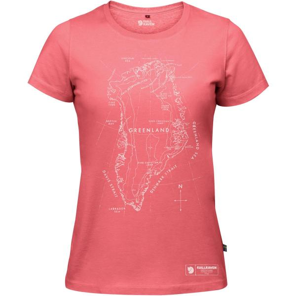 Fjall Raven Women's Greenland Printed T-Shirt