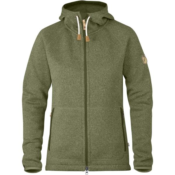 Fjall Raven Women's Ovik Fleece Hoody