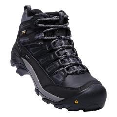 KEEN Utility Men's Boulder Waterproof Mid - Steel Toe