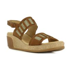 Women's Leaves Sandal