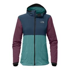The North Face Women's Mountain Sweatshirt Full Zip Hoodie
