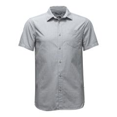 The North Face Men's Short Sleeve Shadow Gingham Shirt