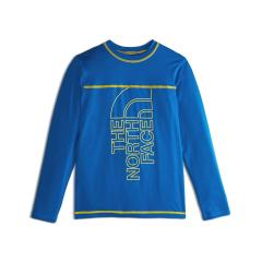 Boys' Long Sleeve Amphibious Tee