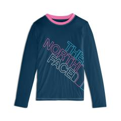 Girls' Long Sleeve Amphibious Tee