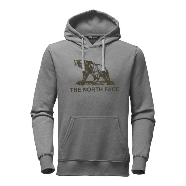 The North Face Men's Woodcut Pullover Hoodie
