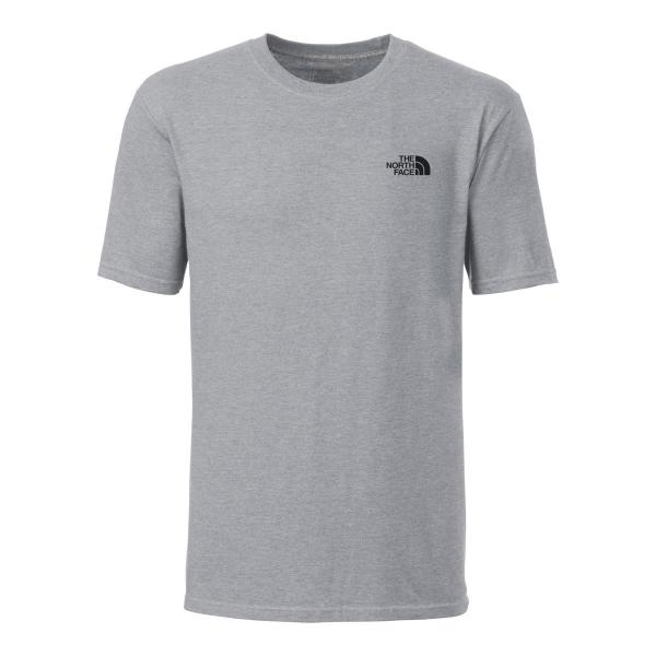 The North Face Men's Short Sleeve Wood Cut Tee
