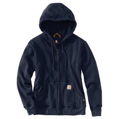 Women's FR Heavyweight Hooded Zip Front Sweatshirt
