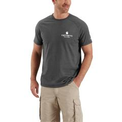 Carhartt Men's Force Delmont 89 Graphic Short Sleeve T-Shirt