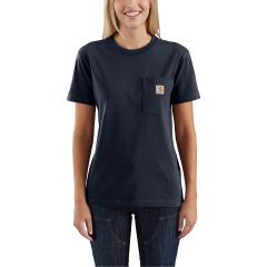 Women's WK87 Workwear Pocket Short Sleeve T-Shirt
