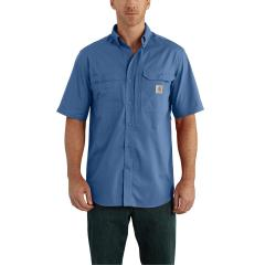 Men's Force Ridgefield Solid Short Sleeve Shirt - Past Season
