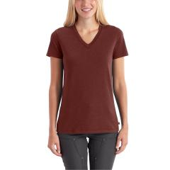 Women's Lockhart Short Sleeve V-Neck T-Shirt - Past Season