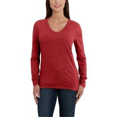 Women's Lockhart Long Sleeve V-Neck T-Shirt - Discontinued Pricing