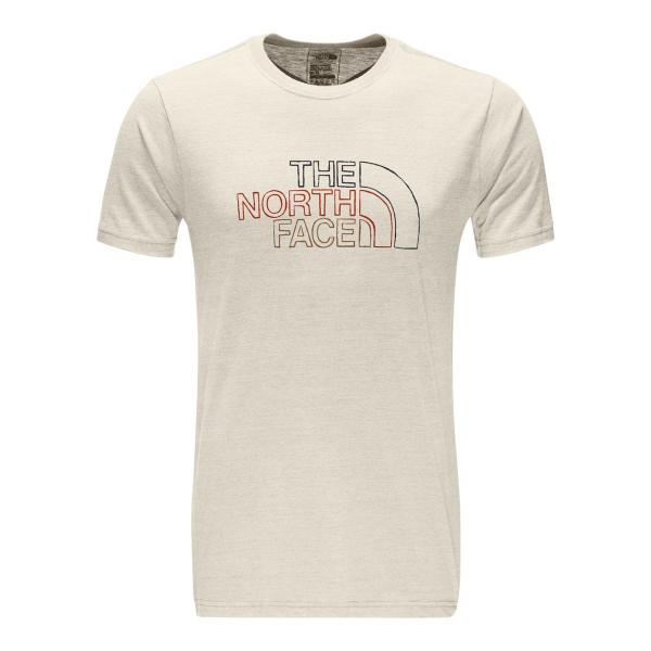 The North Face Men's Short Sleeve Half Dome Tri-Blend Tee - Past Season