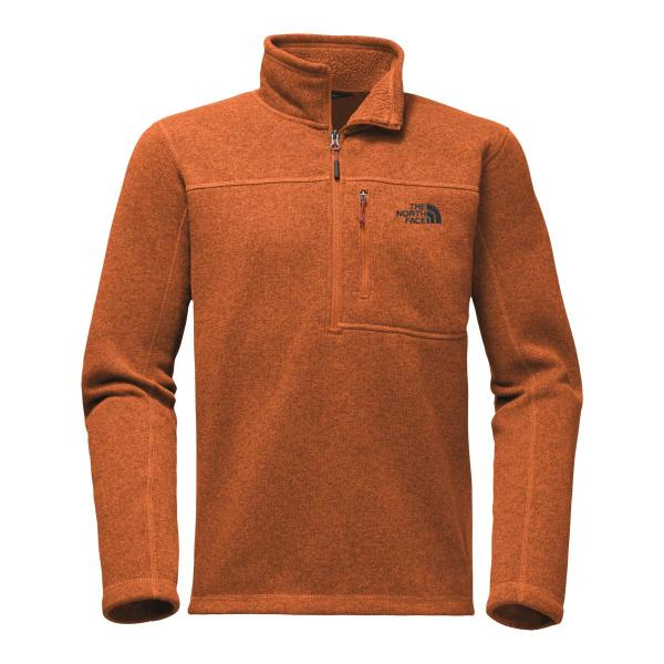 The North Face Men's Gordon Lyons Quarter Zip - Discontinued Pricing