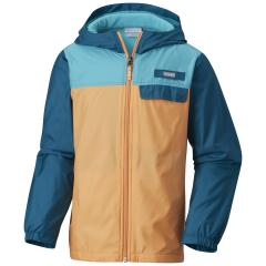 Columbia Youth Mountain Side Lined Windbreaker