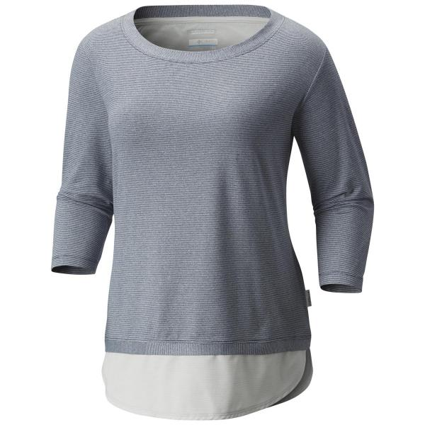 Columbia Women's Reel Relaxed Three Quarter Sleeve - Extended Sizes