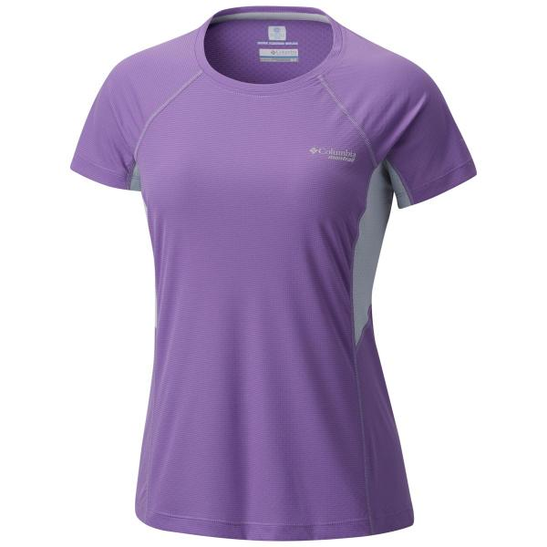 Columbia Women's Titan Ultra Short Sleeve Shirt