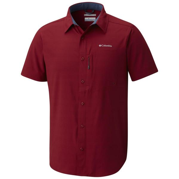 Columbia Men's Cypress Ridge Short Sleeve Shirt