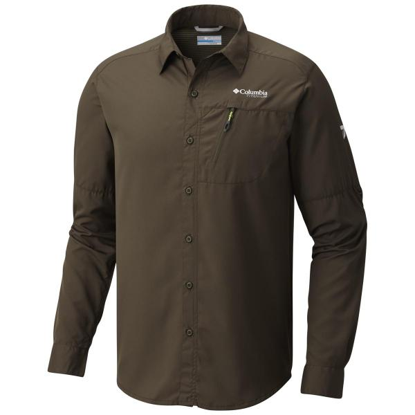 Columbia Men's Northern Ground Long Sleeve Shirt