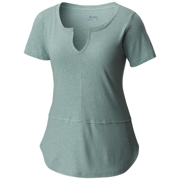 Columbia Women's Summer Time Tee - Extended Sizes