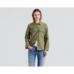 Women's Army Shirt Jacket