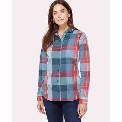 Pendleton Women's Stevie Back Pleat Shirt A