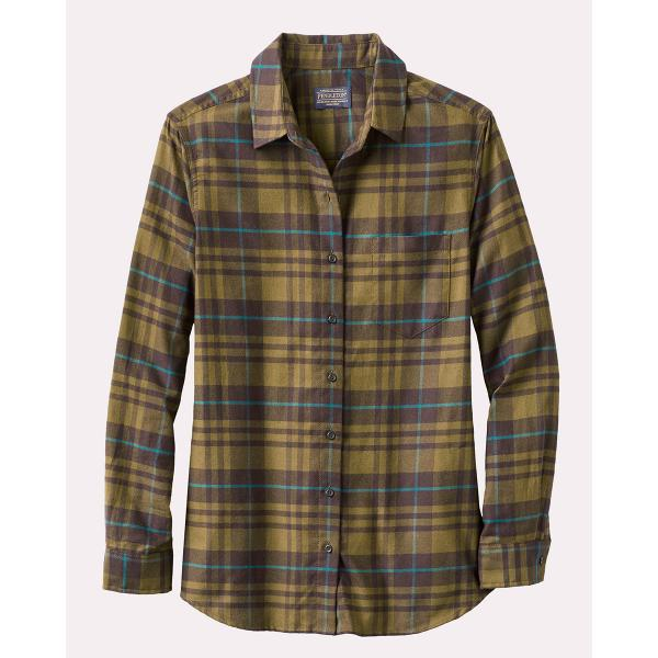 Pendleton Women's Primary Flannel Shirt O