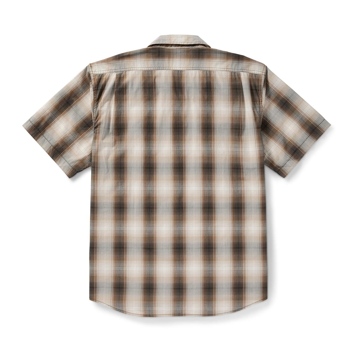 22e26a379a7ac 20008229 Filson Men s Filson s Short Sleeve Feather Cloth Shirt Filson s  Feather Cloth Shirt is the ideal travel companion. Lightweight and easily  packable