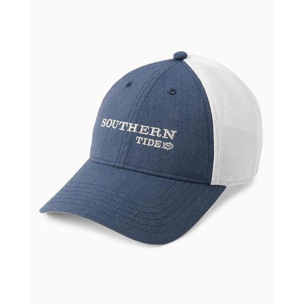 Southern Tide Men's Embroidered Fitted Trucker