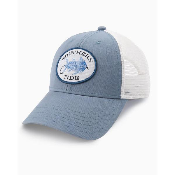 Southern Tide Men's Skipjack Fly Patch Washed Trucker