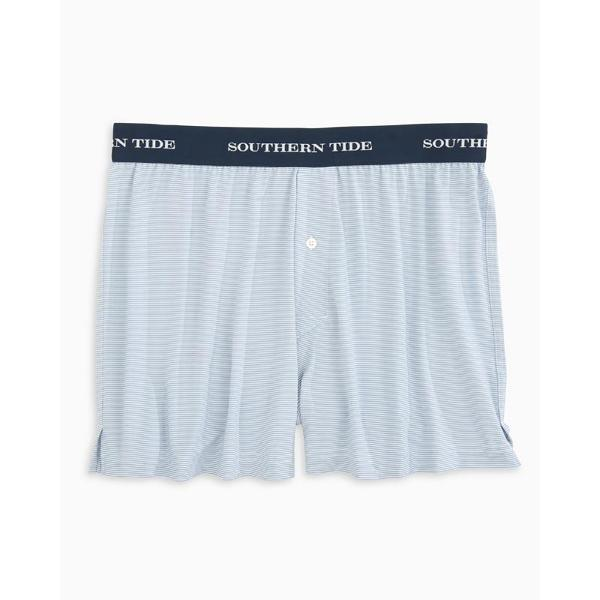 Southern Tide Men's Fairway Dunes Stripe Boxer