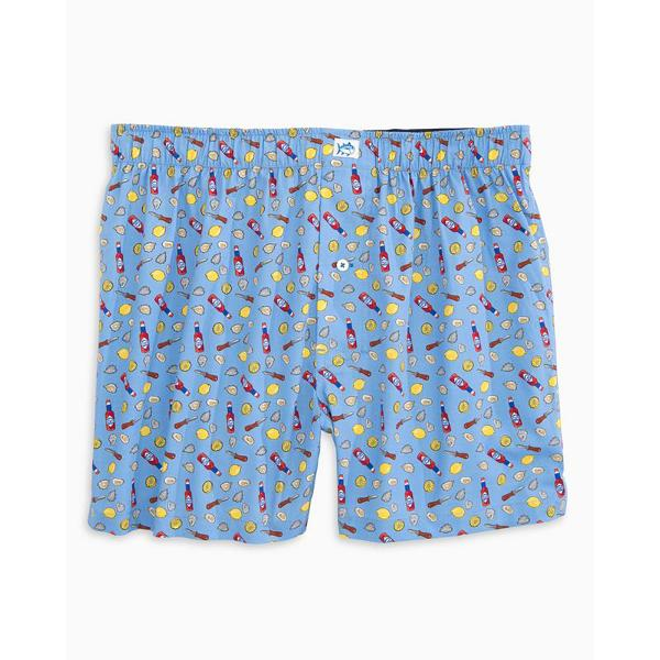 Southern Tide Men's Shuck Off Boxer