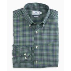 Southern Tide Men's Appaloosa Gingham Sportshirt