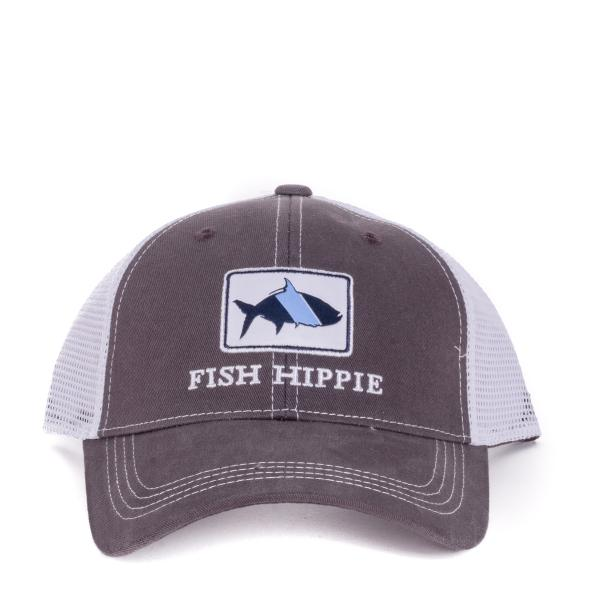 Fish Hippie Men's Classic Trucker Cap