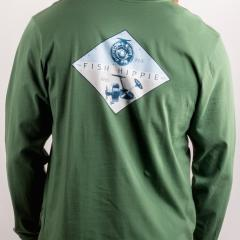 Men's Fly Spin Long Sleeve Tee